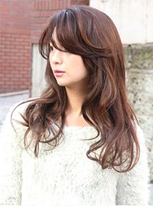 40代の髪型・ヘアカタログ「ロング」No.17(2017)