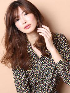 40代の髪型・ヘアカタログ「ロング」No.20(2017)