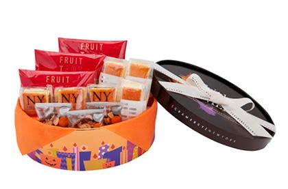 ハロウィンの手土産限定洋菓子「グラマシーNY」