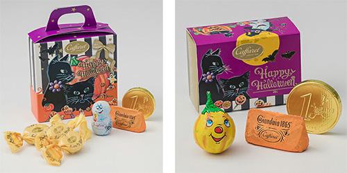 ハロウィンの手土産限定洋菓子「カファレル」