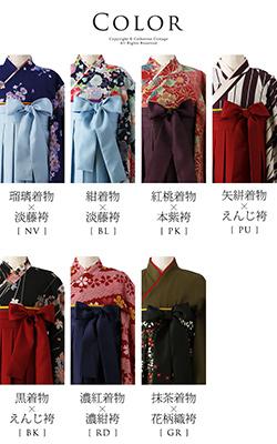 2020年「キャサリンコテージの袴