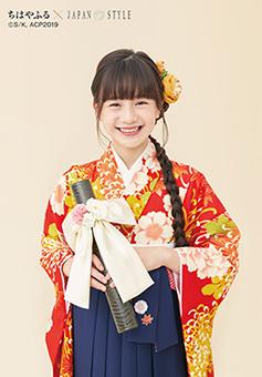 2020年「京都きものcafe」レンタル袴おすすめ