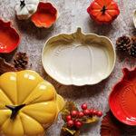 ハロウィンのテーブルウェア◆秋にぴったり!かぼちゃの食器をピックアップ