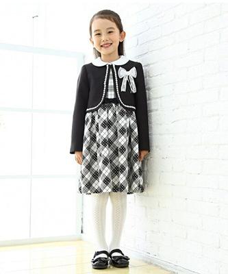 入学式スーツ女の子のブランド「サンカンシオン」2