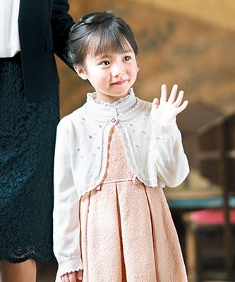 入学式スーツ女の子のブランド「エニィファム」3