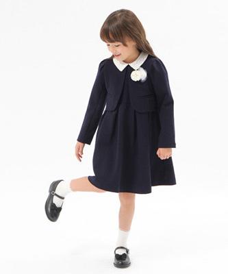 入学式スーツ女の子のブランド「グローバルワーク」