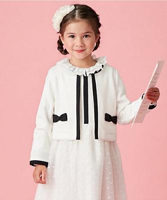 入学式スーツ女の子のブランド「ハッシュアッシュ」1
