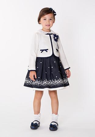 入学式スーツ女の子のブランド「組曲キッズ」