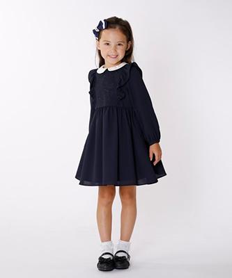入学式スーツ女の子のブランド「組曲キッズ」3
