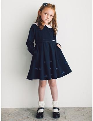 入学式スーツ女の子のブランド「メゾピアノ」3