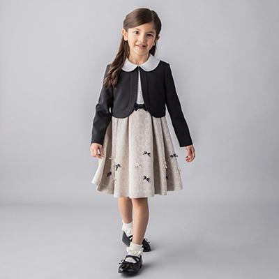 入学式スーツ女の子のブランド「プチマイン」3