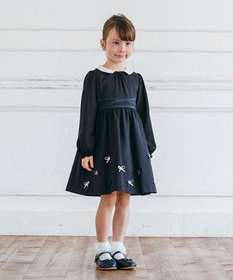 入学式スーツ女の子のブランド「TOCCA」3