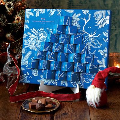 2017クリスマスアドベントカレンダー「メゾンドショコラ」