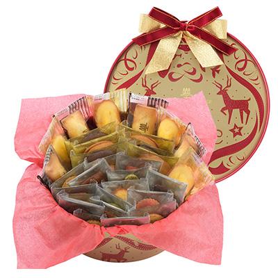 クリスマスの手土産のお菓子「アンリシャルパンティエ」