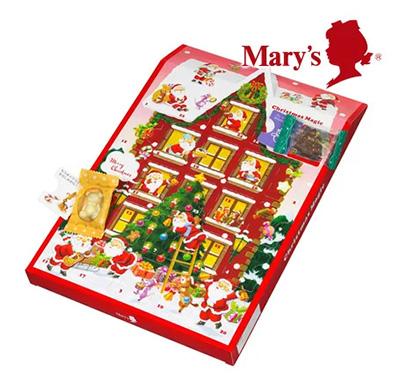 2018クリスマスアドベントカレンダー「メリー」