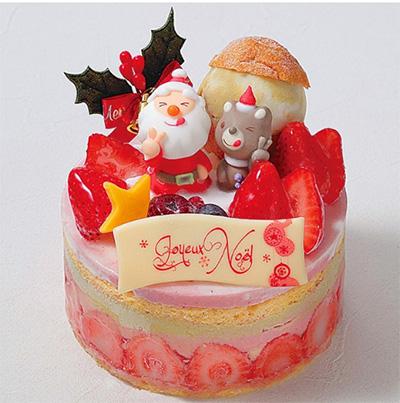 クリスマスのアイスケーキのおすすめ「お菓子LAB0」