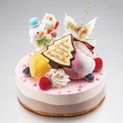 クリスマスのアイスケーキのおすすめ「レーブドシェフ」