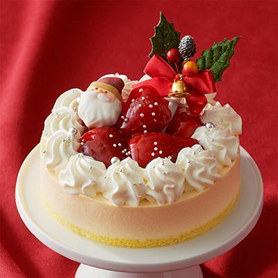 クリスマス 人気のショートケーキ「ルタオ」
