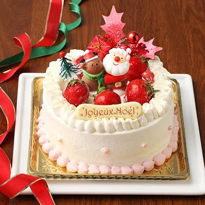 クリスマス 人気のショートケーキ「パティスリーナチュール」