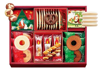 クリスマスの手土産のお菓子「ユーハイム」