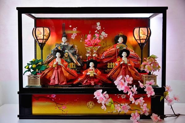 ケース飾りの雛人形の人気12選!