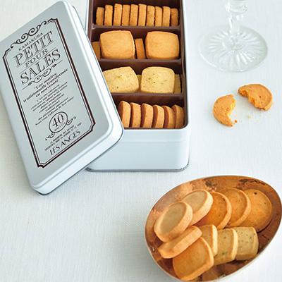 缶入りクッキー「鎌倉レサンジュ」