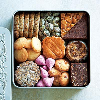 缶入りクッキー「マリベル」
