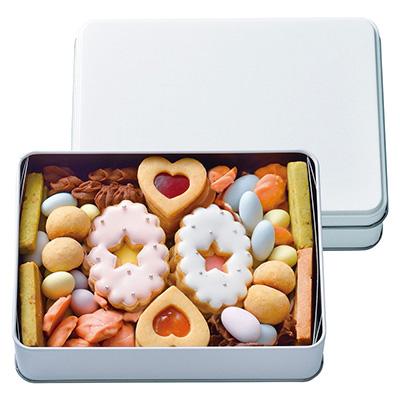 缶入りクッキー「マドモワゼルC」