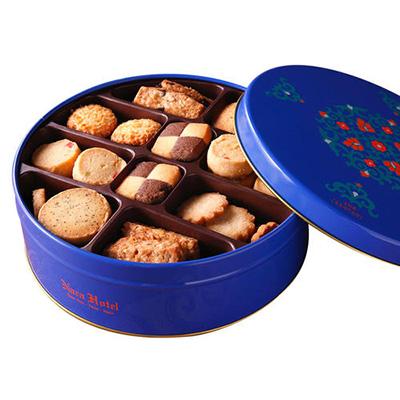 缶入りクッキー「奈良ホテル」