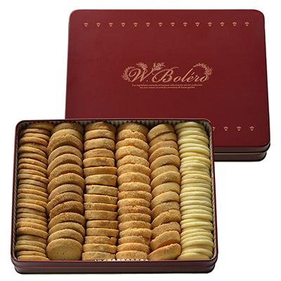 缶入りクッキー「W.ボレロ」