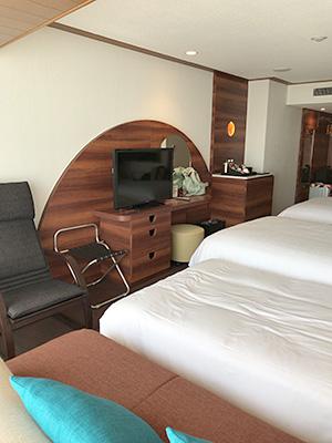 シェラトン沖縄お部屋の写真2