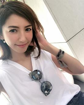 40代モデルのヘアスタイル「美香」さん