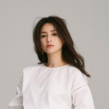 40代女優の髪型「井川遥さん」01