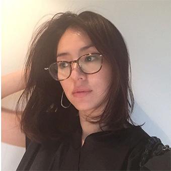 40代女優の髪型「井川遥さん」02