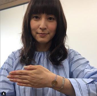 40代女優の髪型「鈴木杏樹」さん」02