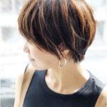【2019最新!】アラフォー女子におすすめ ショートヘア20選!