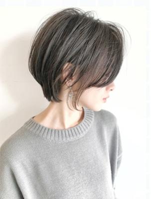 2019年アラフォー女性におすすめのショートヘアその9