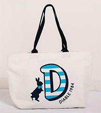 ディアブルの福袋「ロゴトートバッグ」
