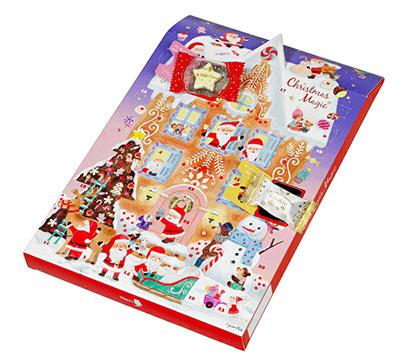 2019クリスマスアドベントカレンダー「メリー」