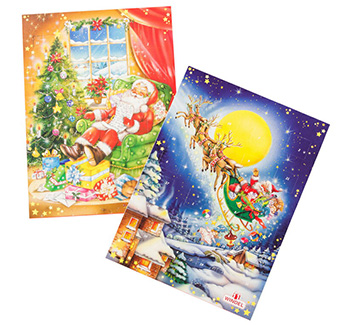 2019クリスマスアドベントカレンダー「PLAZA」