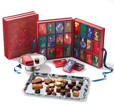2019クリスマスアドベントカレンダー「デメル」