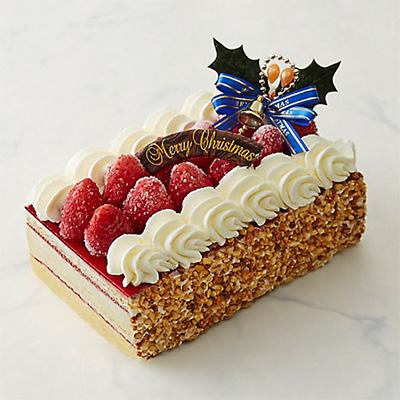 クリスマスのアイスケーキ「マリオジェラテリア」01