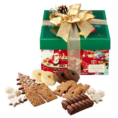 クリスマスパッケージのお菓子・手土産「ユーハイム」