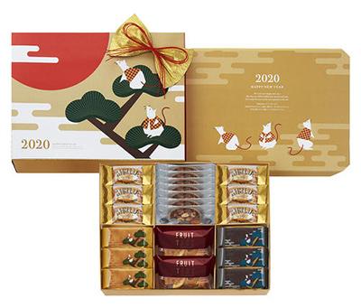 お 年賀 お 菓子 2020