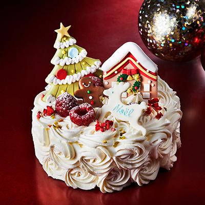 クリスマスショートケーキ「アニバーサリー」