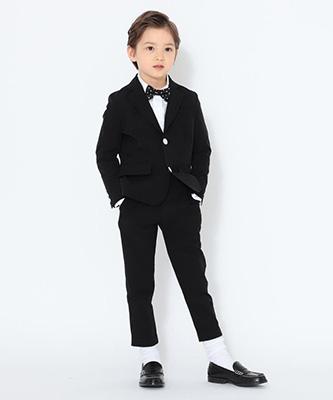 「こどもビームス」男の子のセレモニースーツ021