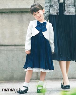 女の子の入学式スーツ・ワンピースおすすめ「エニィファム」01