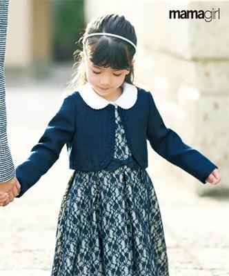 女の子の入学式スーツ・ワンピースおすすめ「エニィファム」02