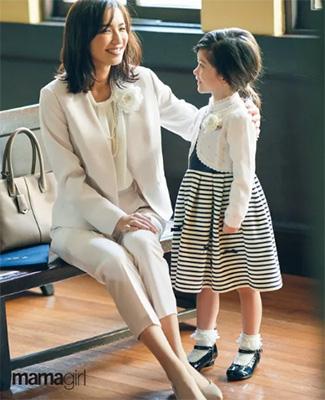 女の子の入学式スーツ・ワンピースおすすめ「エニィファム」03