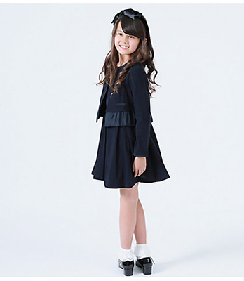 女の子の入学式スーツ・ワンピースおすすめ「コムサフィユ」01